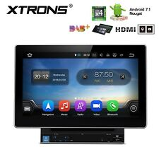 "AUTORADIO 10"" Android 7.1 2 Din Navigatore Gps Dvd Mp3 Usb Sd Bluetooth"