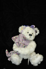 """Annette Funicello Collectible Bear """"Snoozy Susie"""""""