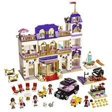 LEGO Friends Girls Heartlake Grand Hotel Kids 1552 Piece Building Set | 41101