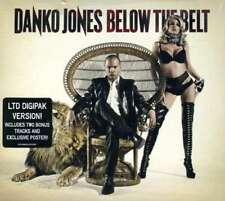 Below The Belt (Limited Edition) - Danko Jones CD RUDE RECORDS