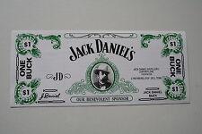 1 Jack Daniel`s Dollar