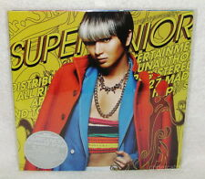 Korea Super Junior Mr. Simple Taiwan CD Type A (Cover: Leeteuk)