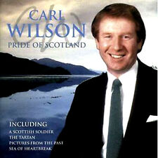 CARL WILSON ~ PRIDE OF SCOTLAND  NEW CD POPULAR SCOTTISH,IRISH,COUNTRY TUNES