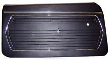 1969 Camaro Assembled Standard Door Panels 69