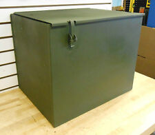 MILITARY TOOL BOX, ACCESORY / STOWAGE BOX, NSN: 2540-01-411-2142 ~NEW~IN~BOX~