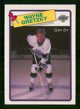 WAYNE GRETZKY 1988-89 O-PEE-CHEE 88-89 NO 120 EXMINT 28196