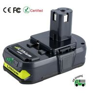 New 18V 2.5Ah P102 P105 P107 P108 Lithium Battery for Ryobi 18-Volt ONE+ Tool