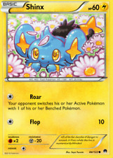 2x Shinx (Reverse Holo) - Pokemon XY - BREAKpoint #44 - NEW