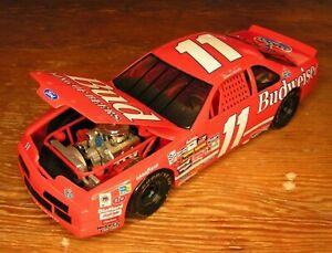 ERTL Collectable ~#11 Bill Elliott~ NASCAR Budweiser Racecar! 1:18 Scale
