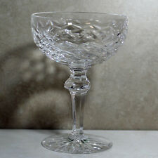 Waterford Crystal Stemware no box Powerscourt Champagne Tall Sherbet Glass