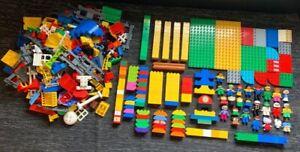 LEGO DUPLO Konvolut XXL Lego Mix / Bausteine, Figuren, Lego Platten / Lego Duplo