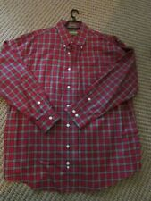 Man's Long Sleeved Orvis Shirt size XL