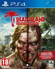 Dead Island Definitive Edition PS4 * NEW SEALED PAL *