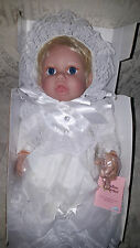 "NEW PARADISE GALLERIES ""SWEET MIRACLE"" BABY DOLL 21"" NIB"