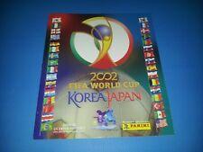 PANINI WM 2002 WORLD CUP 2002 Leeralbum empty album
