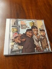 Mr.On vs. Jungle Brothers - Breathe Don't Stop - Album Musik CD
