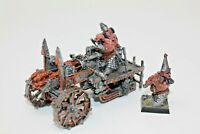 Warhammer Warriors Of Chaos Deathshrieker Rocket Launcher Well Painted