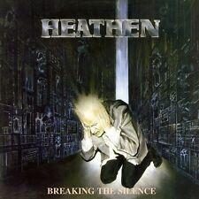 Heathen - Breaking The Silence Cassette Tape - Sealed - NEW COPY