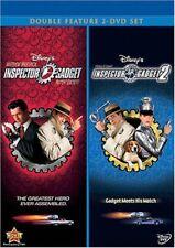 Inspector Gadget + Inspector Gadget 2 - 2 Pack (DVD, 2008) Disney NEW