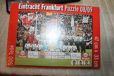 Eintracht  Frankfurt  Puzzle  08/09  Neu.  500 Teile