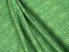 Weihnachtsstoff Blend Fabrics I Love Christmas Seeds Green Baumwoll Stoff 0,5m