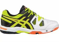 Asics Mens Gel-Game Tennis Shoes Sneaker White E506Y Sz 9.5