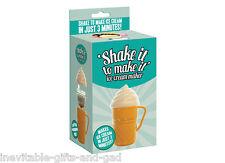 Shake it Make it Ice Cream Maker for kids children Ice Cream Maker