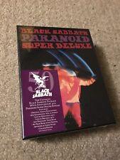 Black Sabbath - Paranoid 50th Anniversary Edition (NEW 4CD BOXSET)