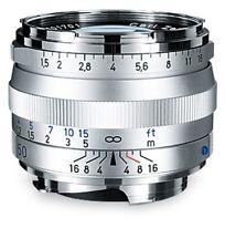 ZEISS f. Leica M C Sonnar T* 50 mm 1:1,5 ZM silber