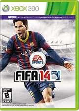 New: FIFA 14 - Xbox 360: xbox_360, Xbox 360 Video Game