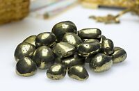 Chalcopyrite Tumbled Polished Gemstone