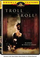 Troll 1 + Troll 2 (Michael Moriarty) Region 4 New DVD