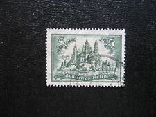 Germany: 1925 Speyer Cathedral  5 mark  green Used