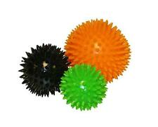 Phoenix Fitness RY942 Pack of Three Massage Balls 6 8 And 10cm Pack Exercise New