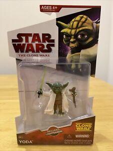 Star Wars - The Clone Wars - Yoda - CW14 MOC