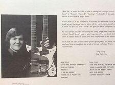 (Little) David Smith: LITTLE DAVID...MR. GUITAR Vinyl LP San/Dan SD-750 MINT!