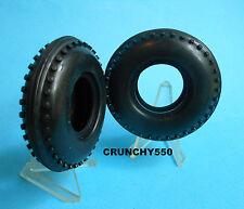 """Proline 101-F Front Tires 1.5"""" Razor Back Tamiya Sand Scorcher Frog Vintage RC"""