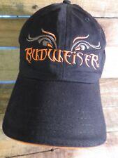 BUDWEISER Beer Anheuser Busch HALLOWEEN Eyes Adjustable Adult Cap Hat