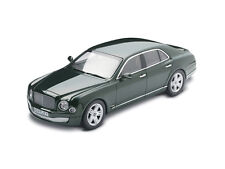 1/43  Scale Mulsanne in Midnight Emerald #BL-771