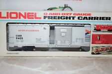 O Scale Trains Lionel Chattahoochee Industrial Box Car 9405