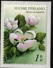 FINLAND 2005 MNH APPLE BLOSSOM