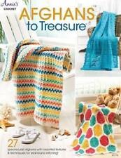 📙 Crochet Book Afghans to Treasure