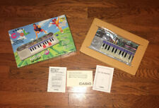 Vintage Casio ML-1 Magical Light Electronic Keyboard Illuminate Keys in Box
