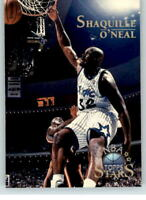 1996-1997 Topps Stars #32 Shaquille O'Neal