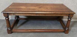 Rectangular Cherry Coffee Table - Simon Simpson Furniture, Norfolk