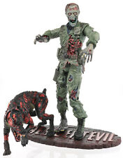 """Resident Evil Series 1 Code Veronica SOLDIER ZOMBIE 7"""" Action Figure Palisades"""