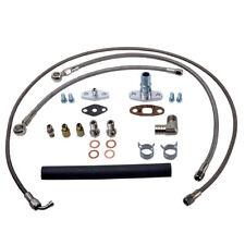 Kinugawa Turbo Oil & Water Line Kit Fit Nissan TD42 Safari Patrol GQ HT18 Turbo