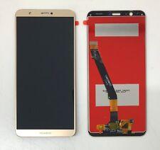 Nuevo Huawei disfrutar 7S P Inteligente Pantalla Táctil Digitalizador Pantalla LCD Montaje de oro