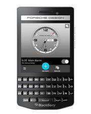 BlackBerry Porsche Design P9983 AZERTY, 64GB, (Unlocked) Smartphone - Graphite