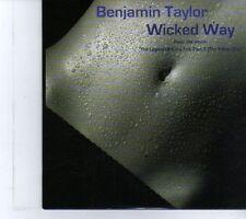 (DR617) Benjamin Taylor, Wicked Way - DJ CD